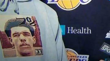 Lonzo Ball Nas hoodie