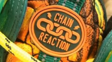 2 Chainz Chain Reaction Versace shoes