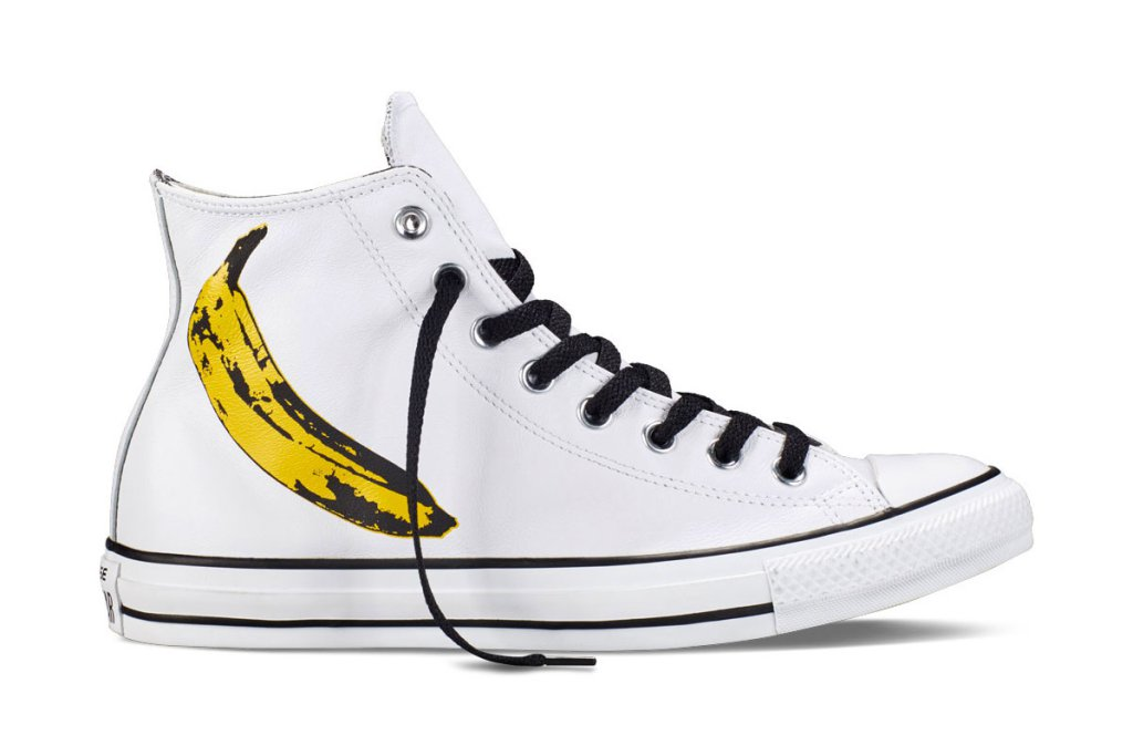 9429d3406440 Converse X Andy Warhol Chuck Taylor All Star Edition – aGOODoutfit