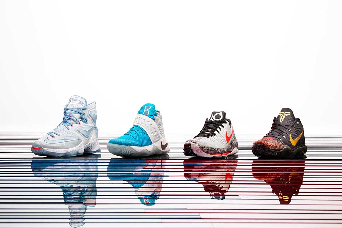 5df846241b1 2015 Nike Basketball Christmas Collection ...