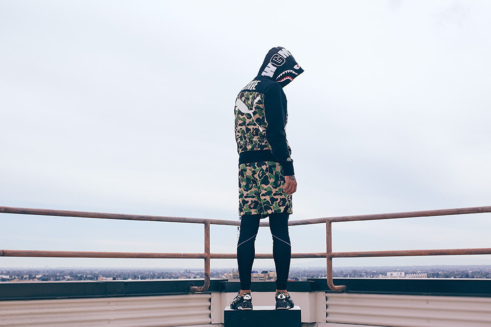 9e858d3386b8 BAPE X PUMA Fall Winter 2015 Collection – aGOODoutfit