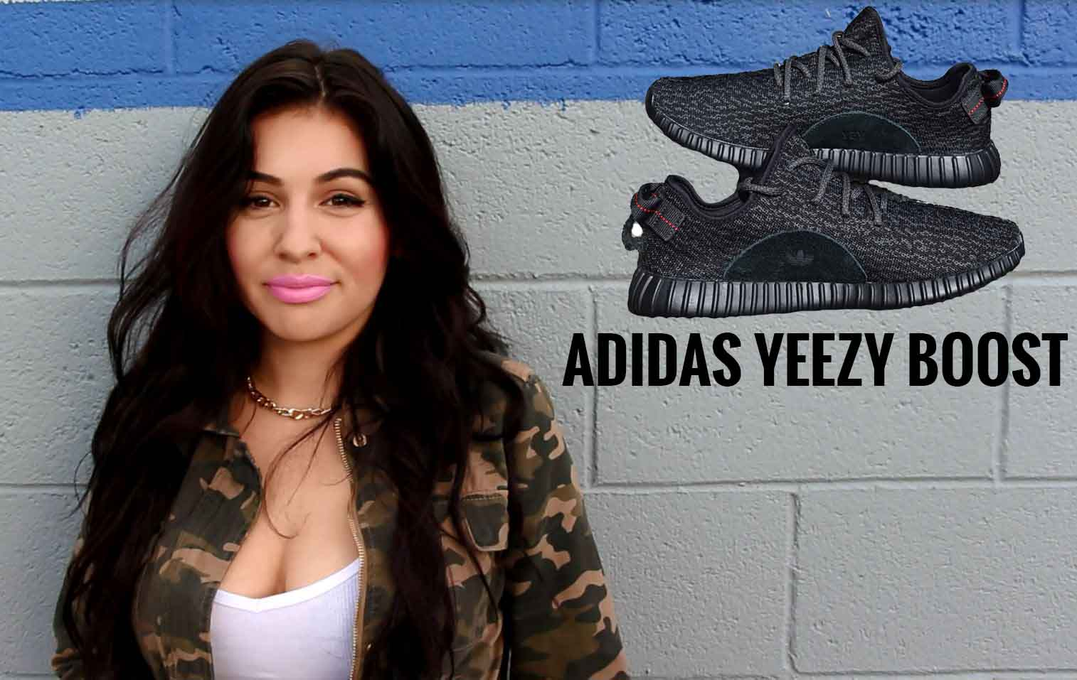 53149f6dd Female Sneakerhead Gives Thoughts on Adidas Yeezy Boost – aGOODoutfit