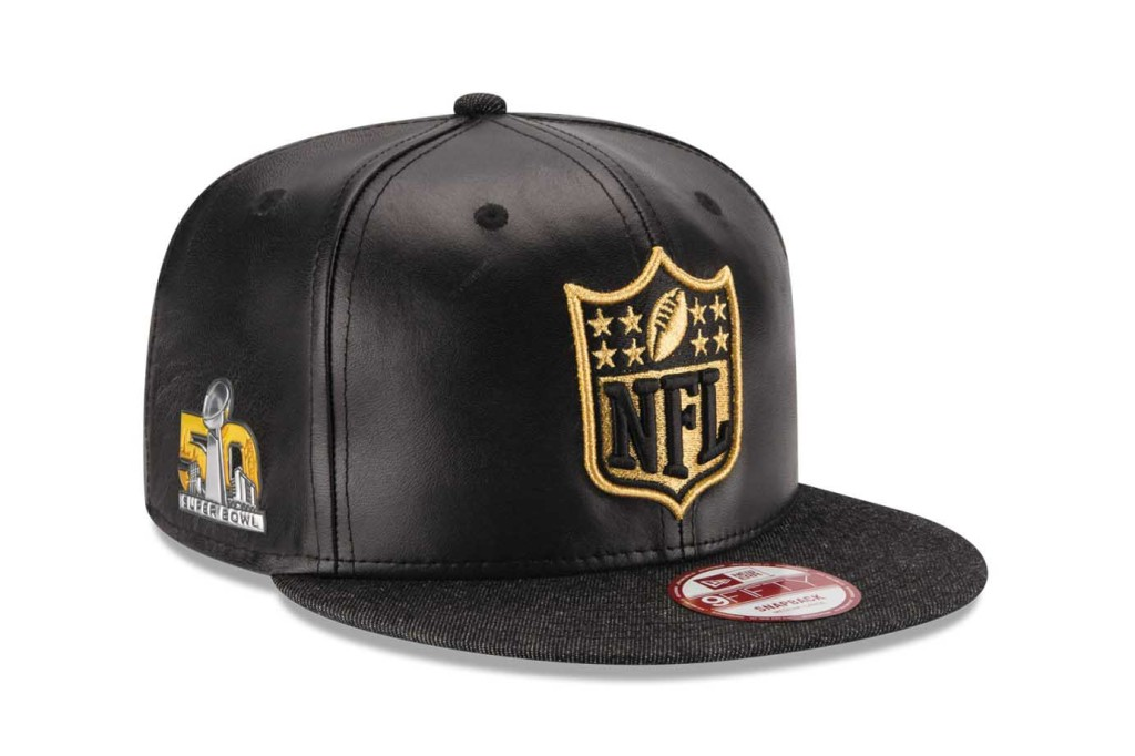 2a3ac81c7 New Era Celebrates NFL Super Bowl 50 with Limited Edition Hat ...