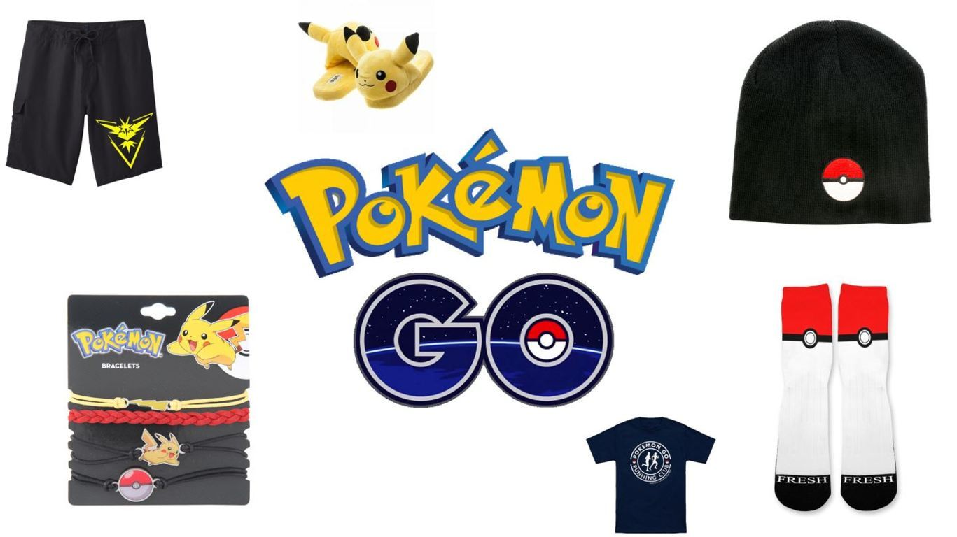 10 Awesome Pokémon GO Clothing Items