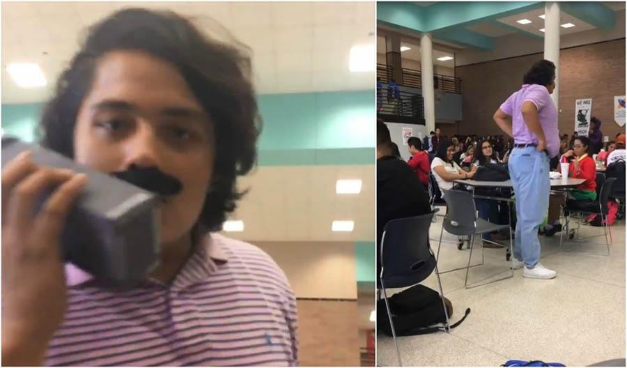 A Student Dresses Up as Pablo Escobar   aGOODoutfit  sc 1 st  aGOODoutfit & HILARIOUS!!! A Student Dresses Up as Pablo Escobar   aGOODoutfit