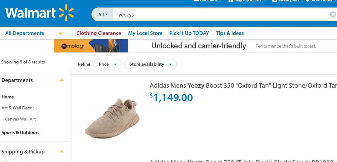 9db560856c ... Walmart Now Sells Yeezys aGOODoutfit ...