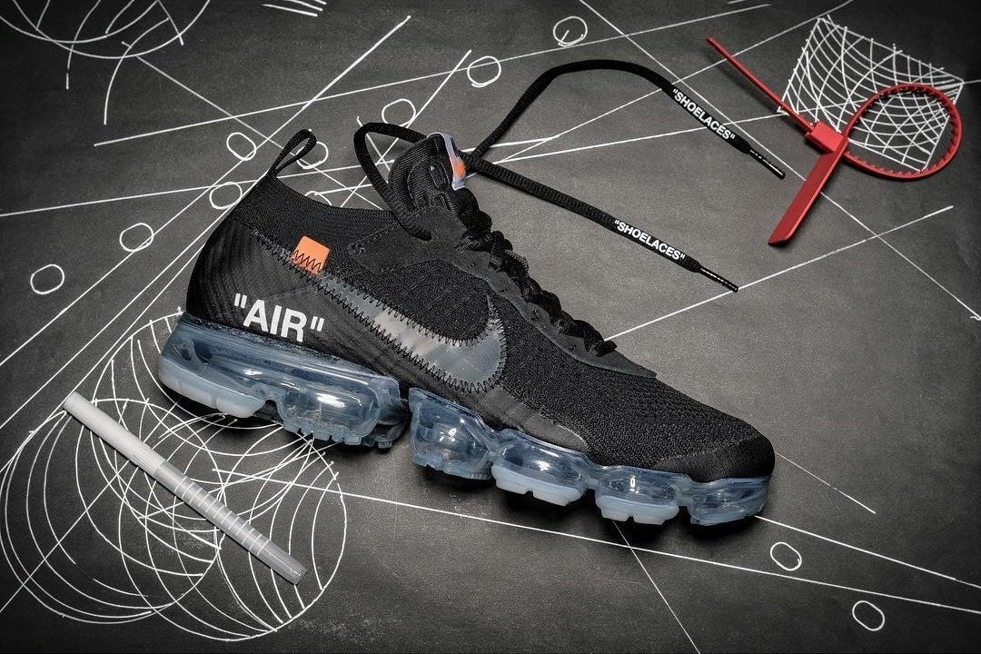 0b490c7898 Off-White X Nike Air VaporMax Collaboration Unveiled – aGOODoutfit