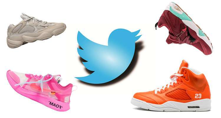 5 Really Cool Sneakerhead Twitter Accounts to Follow