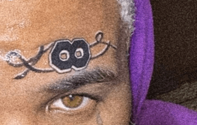 Amber Rose Face Tattoo: Amber Rose, Chris Brown, And The Game Get Face Tattoos
